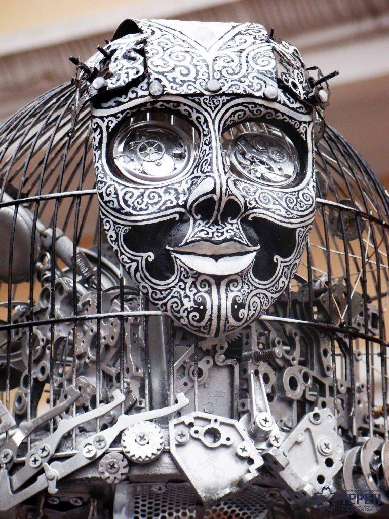 Тернопільський митець створює чудернацькі химери (Фото), фото-3