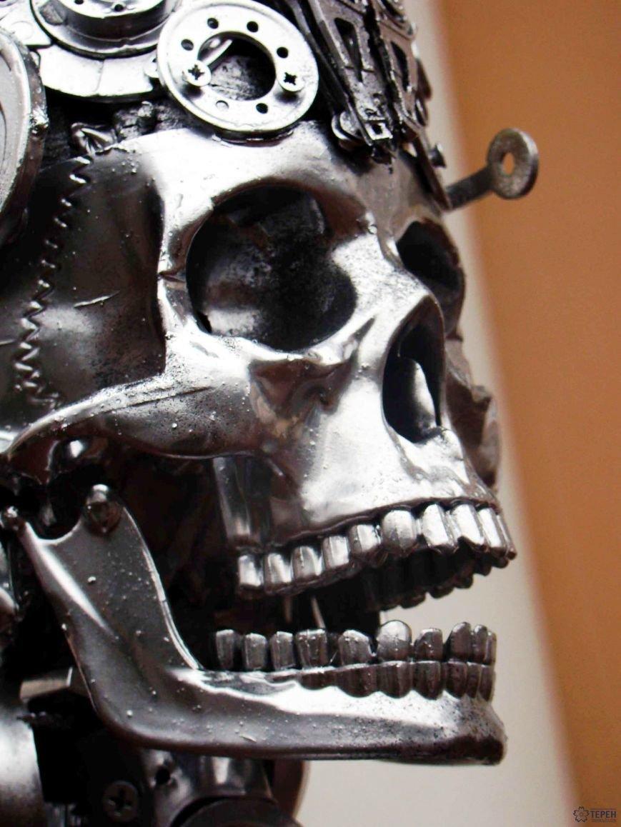 Тернопільський митець створює чудернацькі химери (Фото), фото-1