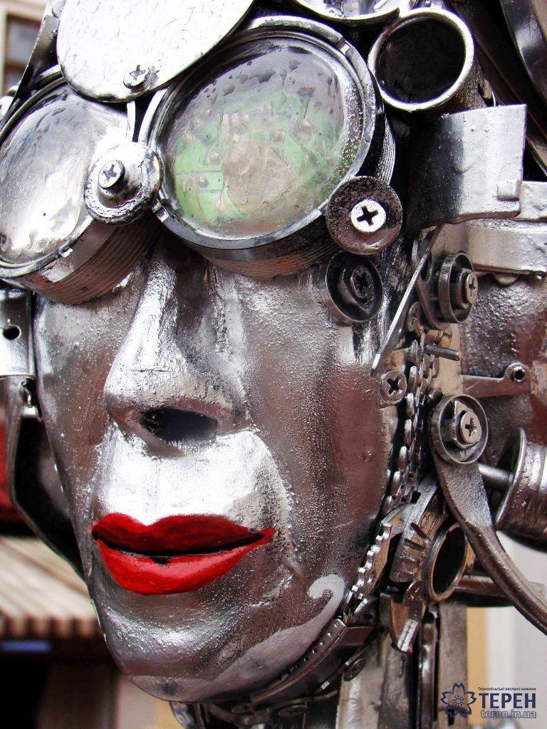 Тернопільський митець створює чудернацькі химери (Фото), фото-2