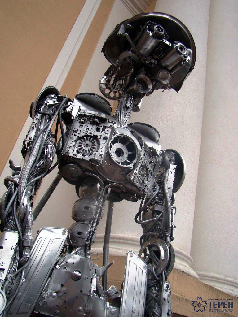 Тернопільський митець створює чудернацькі химери (Фото), фото-5