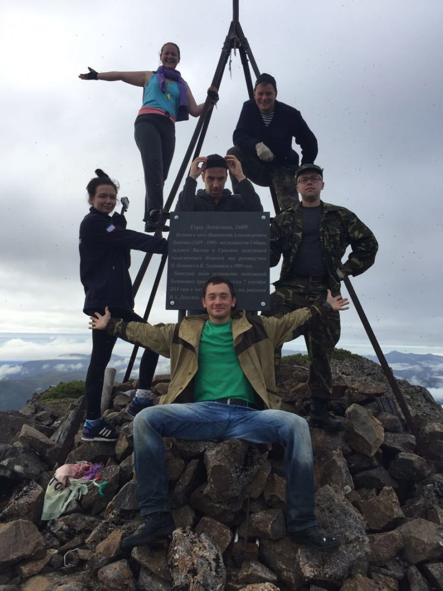 Туристы клуба «Первопроходец» покорили самую высокую гору Сахалина, фото-5