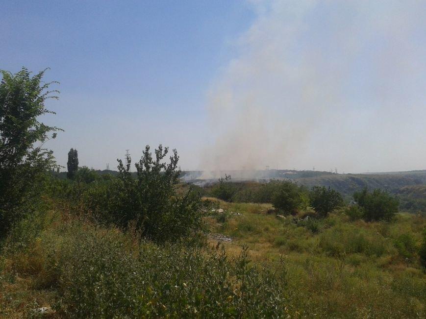 На территории Николаевской области установлен 5 класс пожарной опасности, фото-1