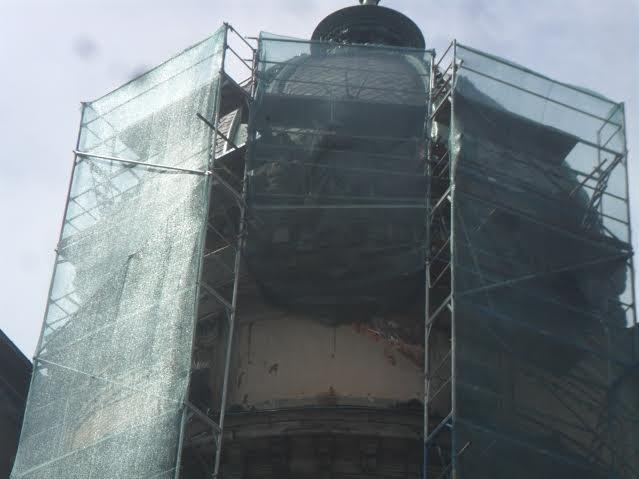 Реставрація статуї Свободи у Львові: скільки коштує та коли завершаться роботи (ФОТО), фото-1