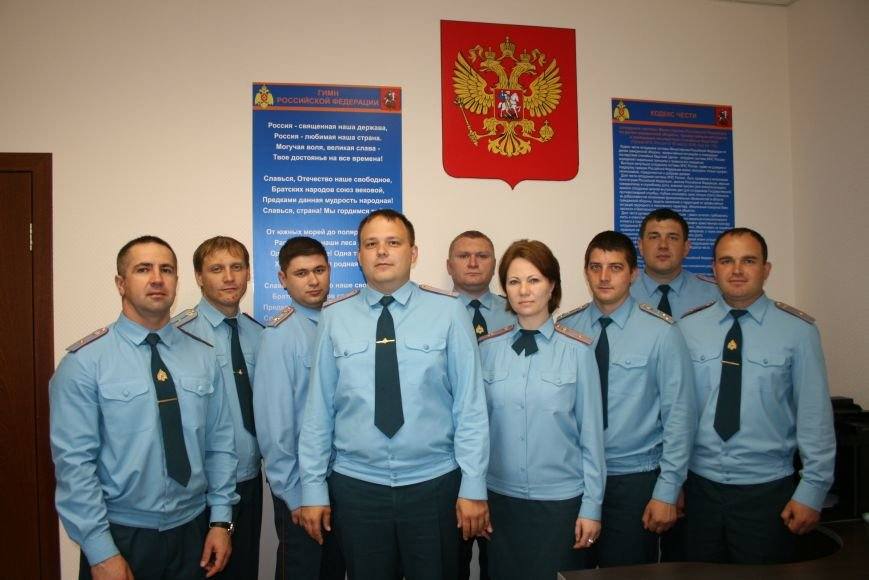 День государственного пожарного надзора отпраздновали в Троицке ТиНАО, фото-1
