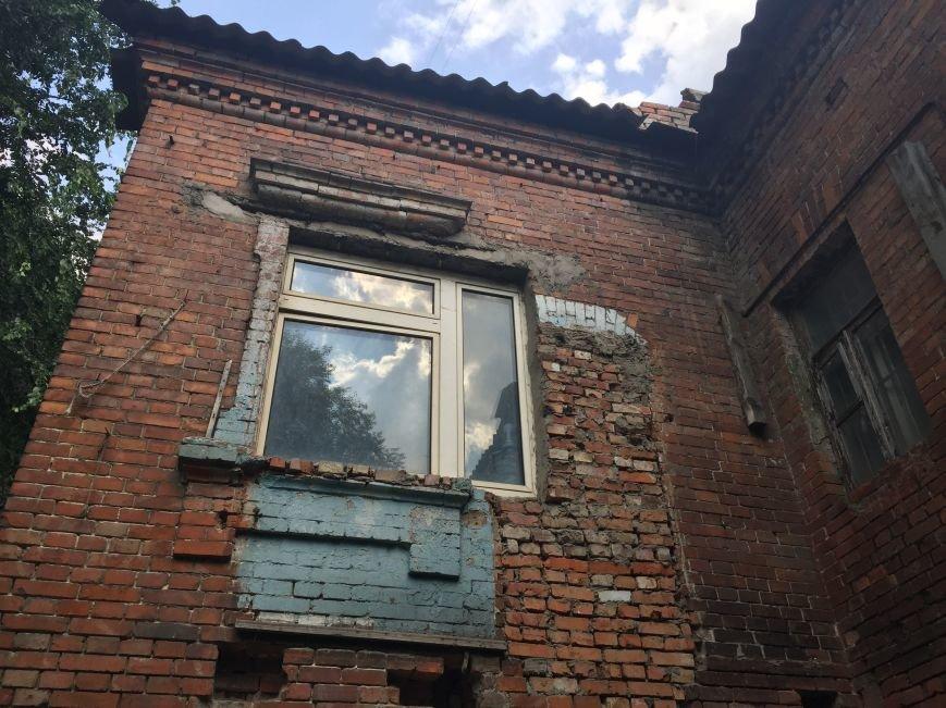 Из-за сноса заброшенного здания, в центре Харькова может рухнуть жилой дом (ФОТО), фото-9