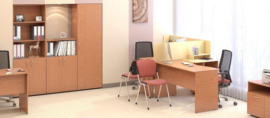 Отличная недорогая офисная мебель
