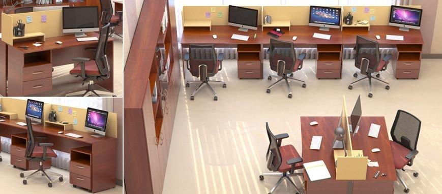 Дешевая офисная мебель - особенности выбора