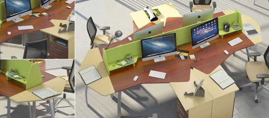 Описание офисной мебели - необходимость для правильного выбора