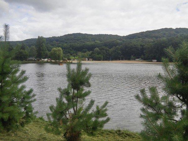 Винниківське озеро - єдине у Львові, яке має дозвіл на проведення купального сезону (ФОТО), фото-1