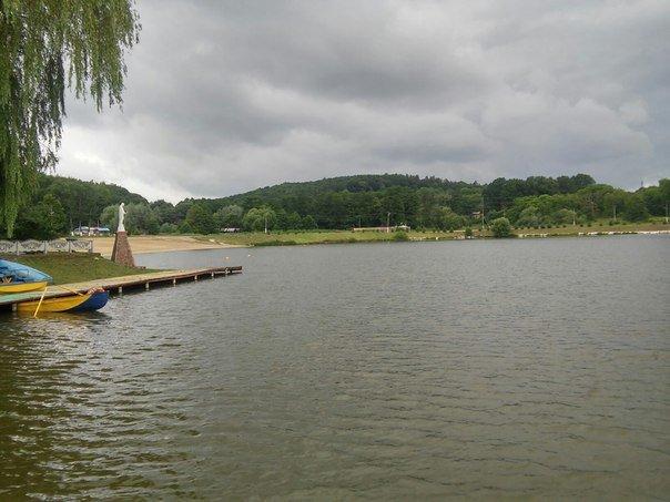 Винниківське озеро - єдине у Львові, яке має дозвіл на проведення купального сезону (ФОТО), фото-2