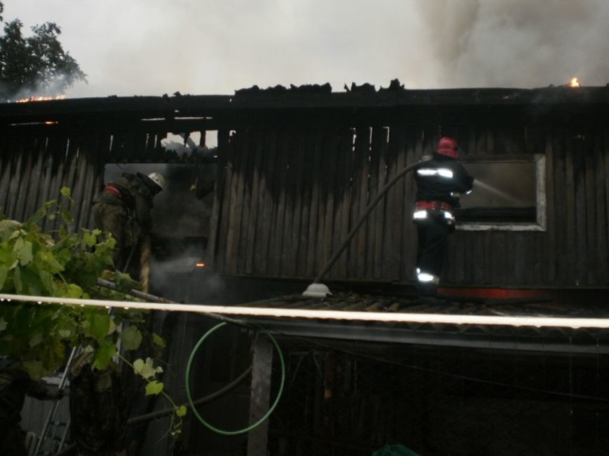 На Сумщине гроза стала причиной двух пожаров (ФОТО), фото-3