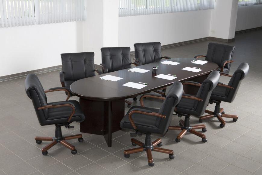 Офисный стол для переговоров и конференций
