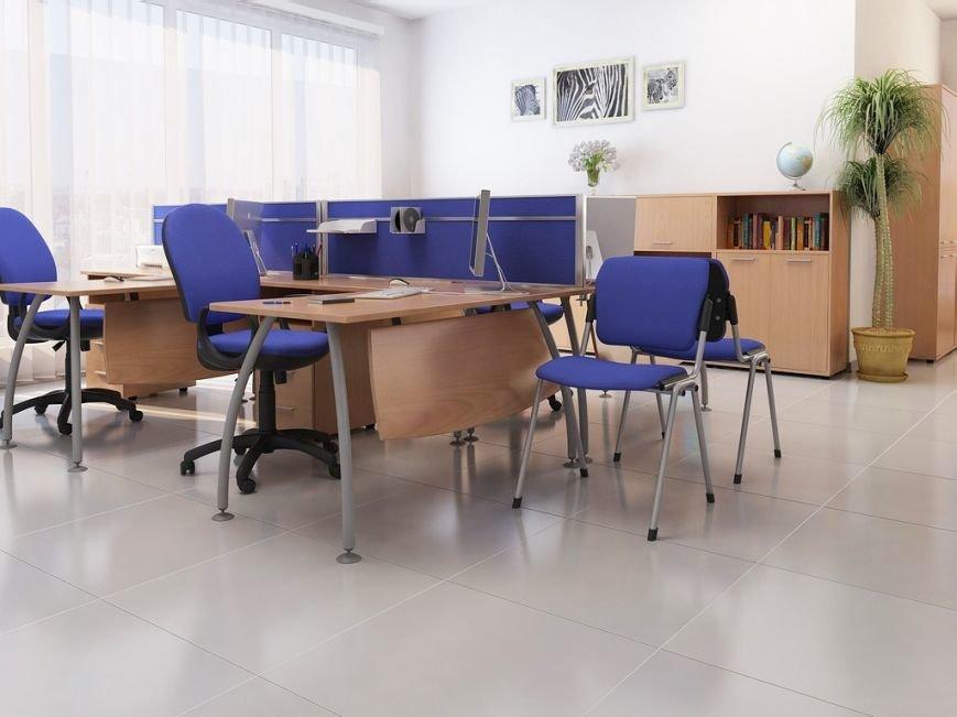Офисная мебель на железных ножках, фото-1