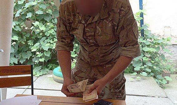 Деталі затримання працівника Мукачівського військового комісаріату: фото, фото-3