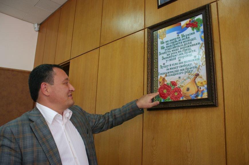Рабочий стол запорожского губернатора: какими предметами окружил себя Константин Брыль, фото-4