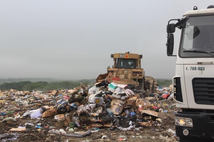 Один день из жизни южносахалинского мусоровоза, фото-5
