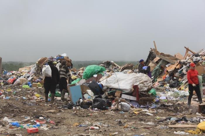 Один день из жизни южносахалинского мусоровоза, фото-6