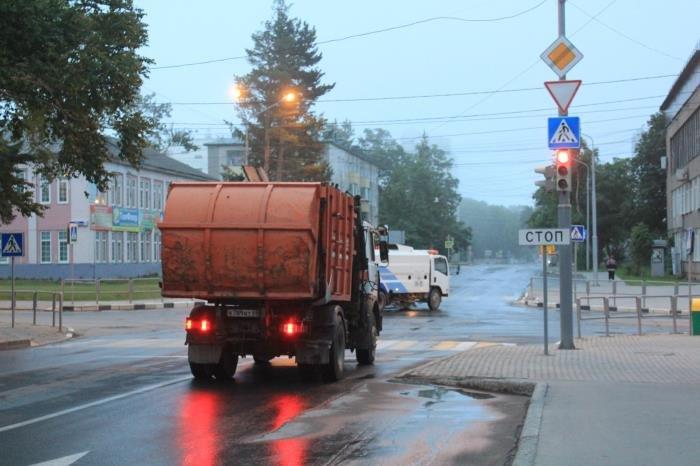 Один день из жизни южносахалинского мусоровоза, фото-4