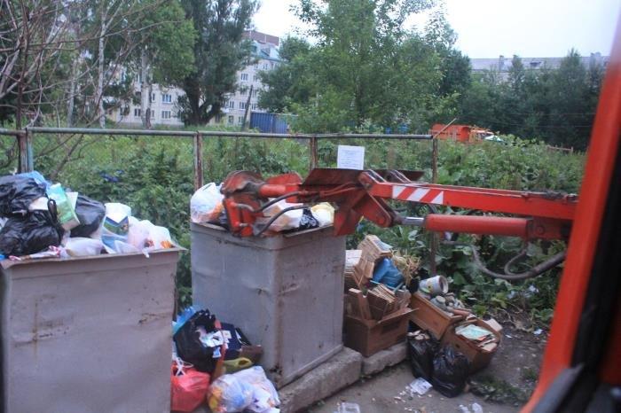 Один день из жизни южносахалинского мусоровоза, фото-3