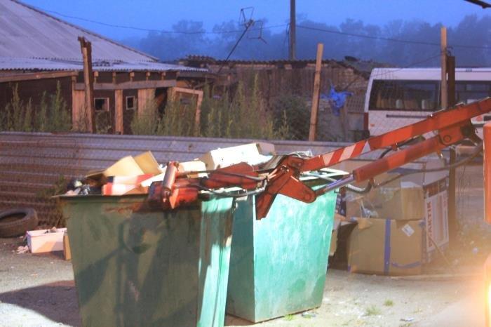 Один день из жизни южносахалинского мусоровоза, фото-2