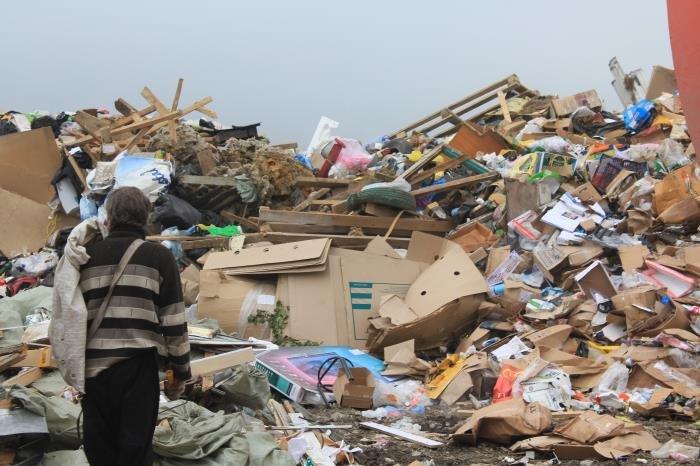 Один день из жизни южносахалинского мусоровоза, фото-7