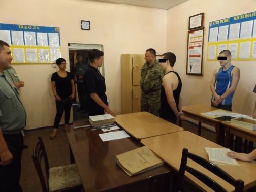 СИЗО Бахмута посетила Народный депутат Украины Надежда Савченко, фото-1