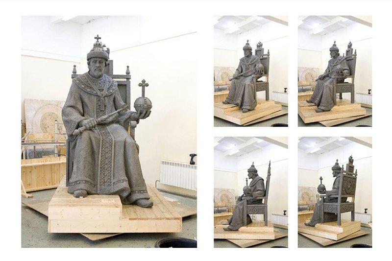 царю Федору памятник