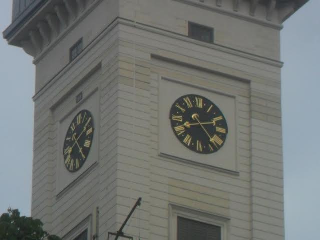 Годинник на Ратуші, який зупинився через поломку, запрацював (ФОТО), фото-1