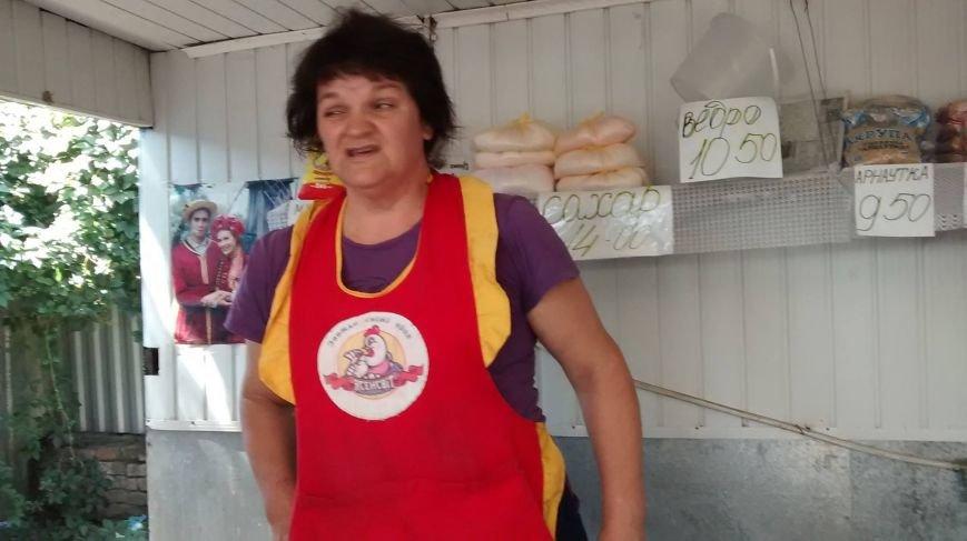 Криворожские чиновники проверяли яйца и мясо на рынке города (ФОТО), фото-5