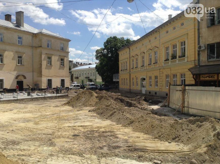 Стало відомо, коли у Львові відкриють площу Митну (ФОТО), фото-2