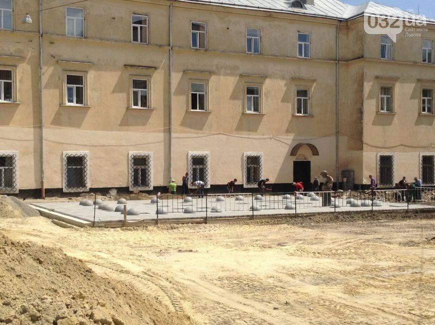 Стало відомо, коли у Львові відкриють площу Митну (ФОТО), фото-3