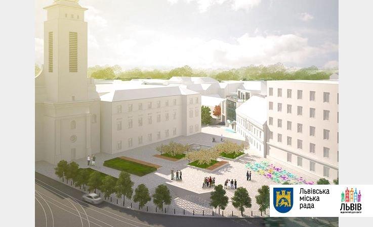 Стало відомо, коли у Львові відкриють площу Митну (ФОТО), фото-1
