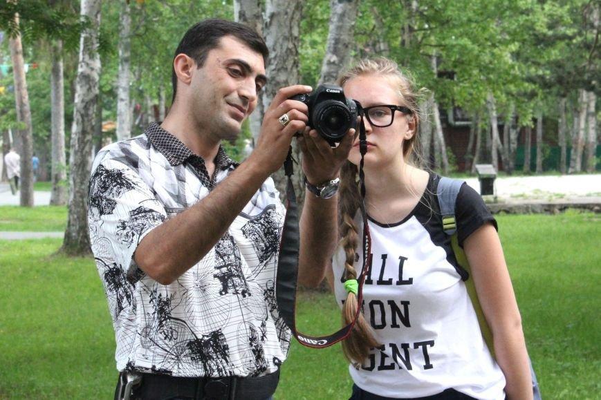 Профессиональный фотограф провел мастер-класс для жителей и гостей Южно-Сахалинска, фото-4