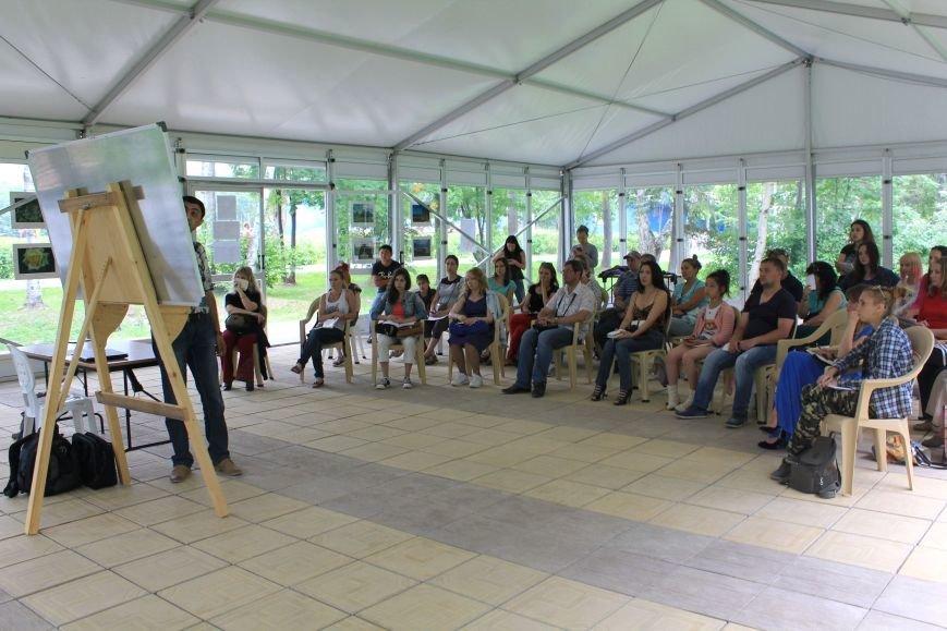 Профессиональный фотограф провел мастер-класс для жителей и гостей Южно-Сахалинска, фото-2