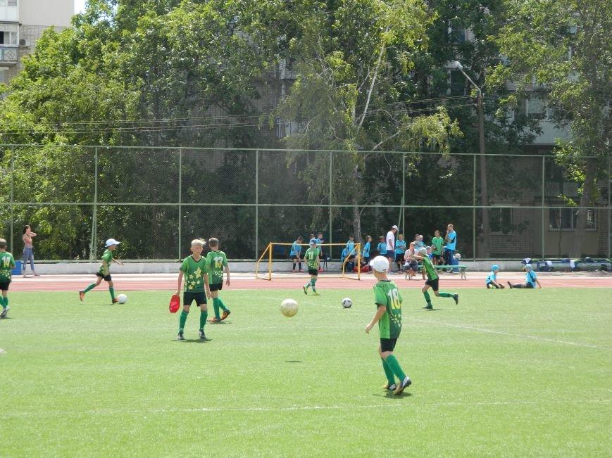 В Черноморске начался юношеский турнир по футболу (фото), фото-1