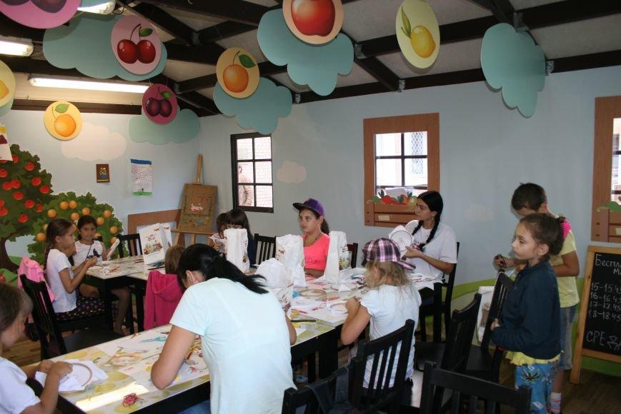 На фестивале варенья прошли мастер-классы по вышиванию для детей Троицка ТиНАО, фото-3
