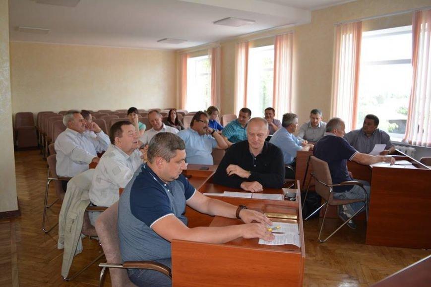 У Новограді-Волинському відбулося засідання спільної робочої групи з питань розвитку громад міста та району, фото-1
