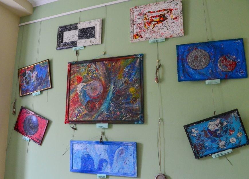 В Северодонецке проходит выставка «Ментальное плетение» (ФОТО), фото-1
