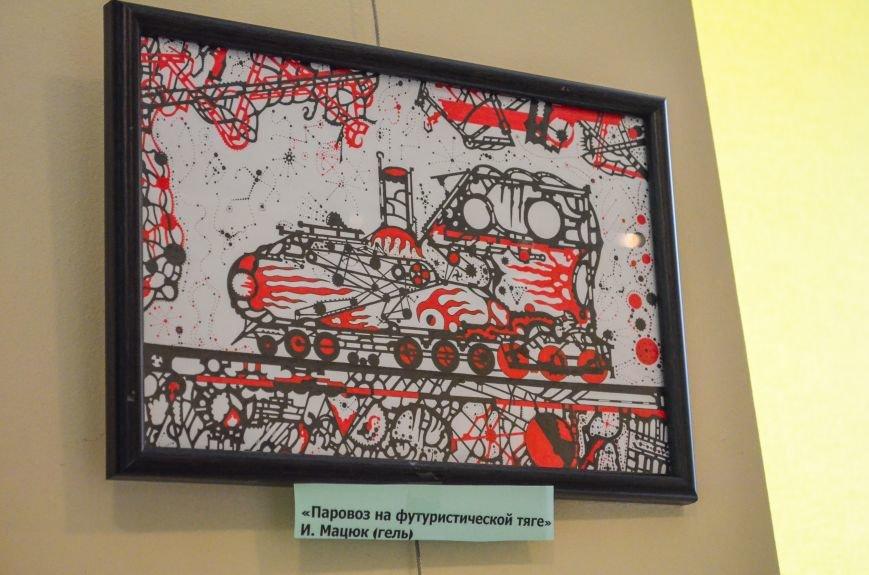 В Северодонецке проходит выставка «Ментальное плетение» (ФОТО), фото-5
