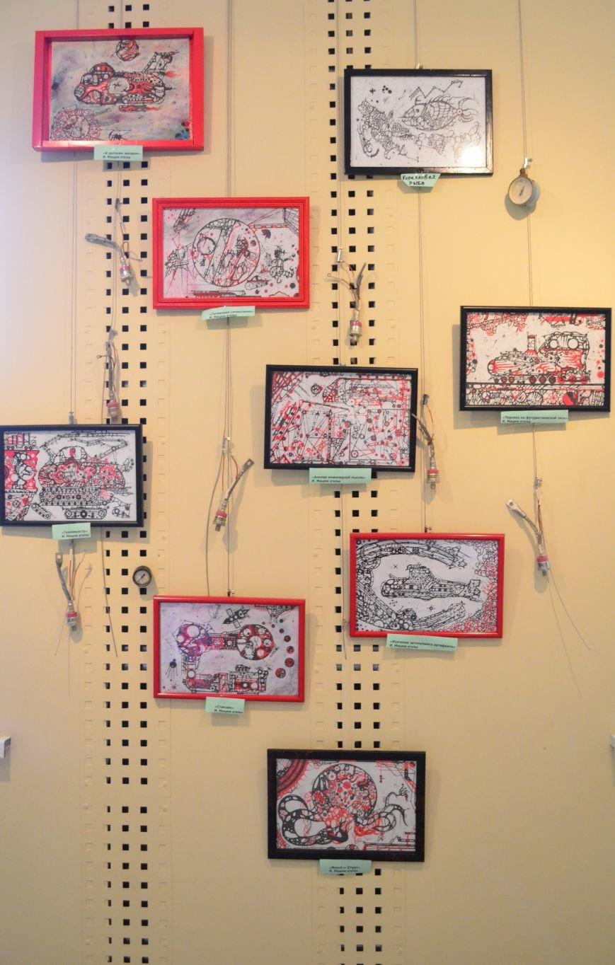 В Северодонецке проходит выставка «Ментальное плетение» (ФОТО), фото-4