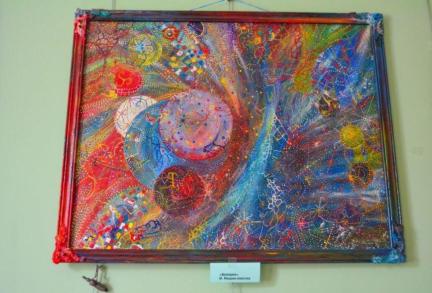 В Северодонецке проходит выставка «Ментальное плетение» (ФОТО), фото-3