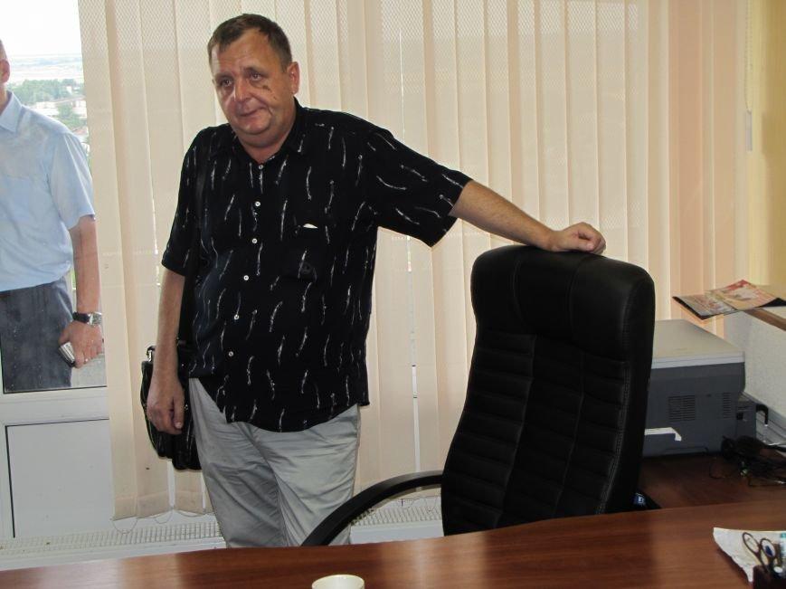 В Мелитополе захват муниципального телеканала не удался (фото, видео), фото-5