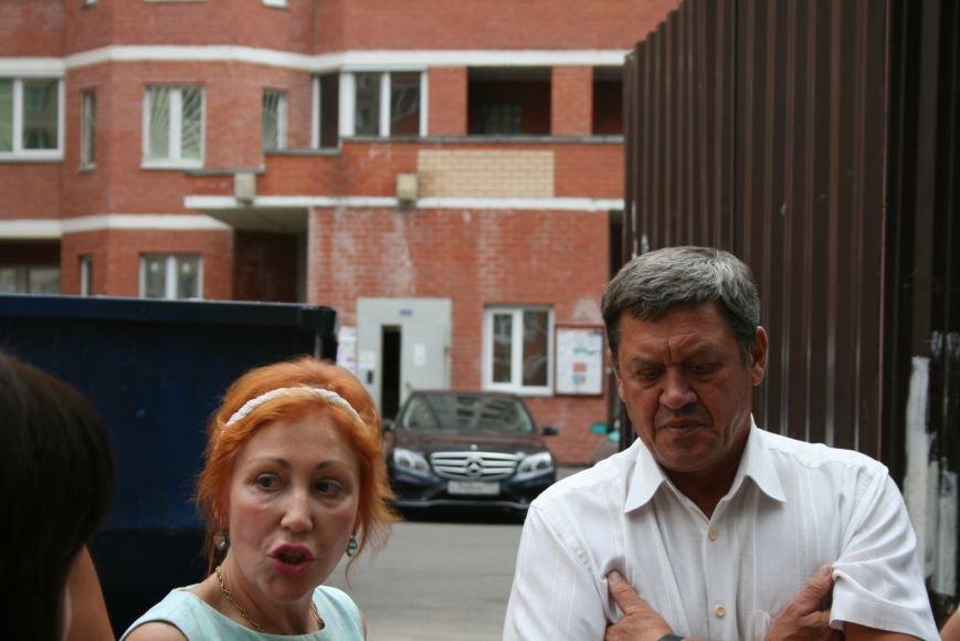 Жителям Троицка ТиНАО пообещали новый сквер на Дне соседей, фото-4
