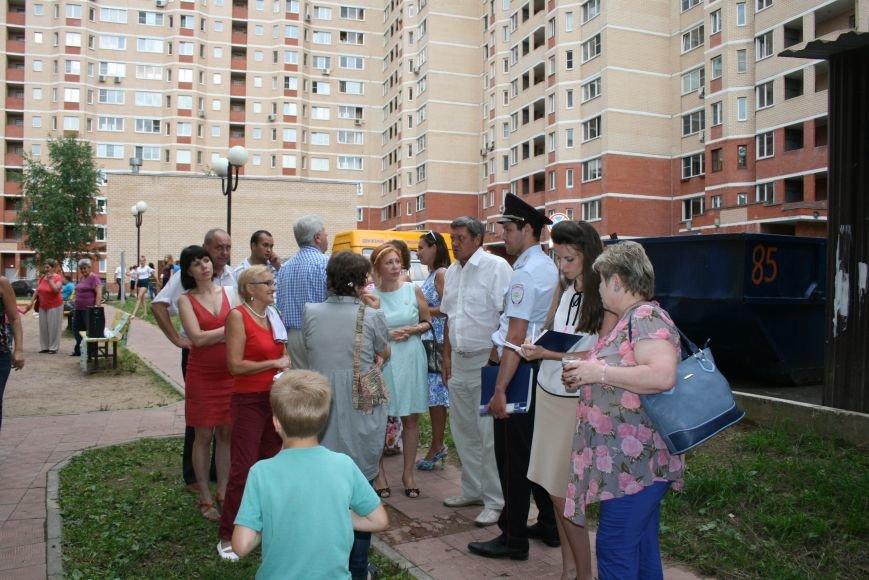 Жителям Троицка ТиНАО пообещали новый сквер на Дне соседей, фото-5