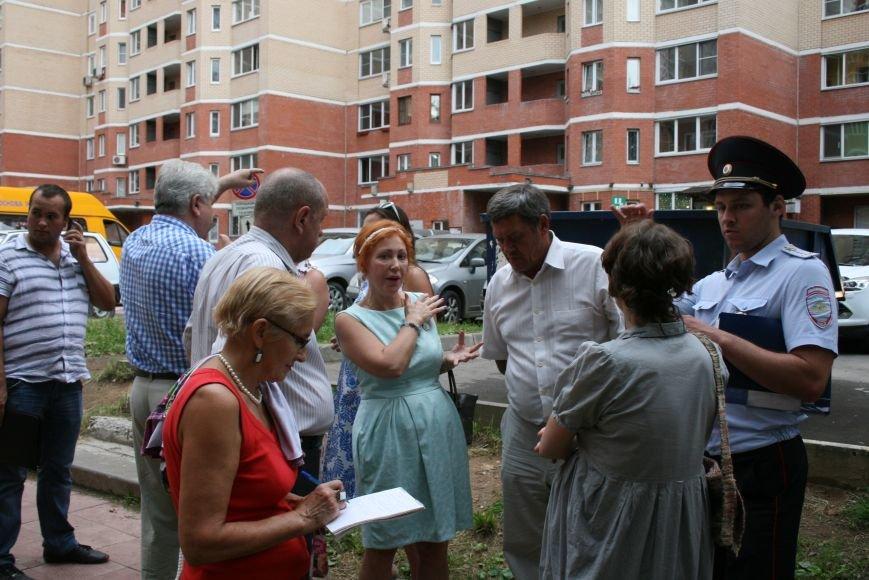 Жителям Троицка ТиНАО пообещали новый сквер на Дне соседей, фото-7