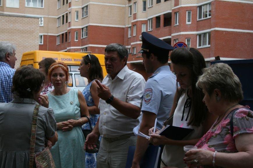 Жителям Троицка ТиНАО пообещали новый сквер на Дне соседей, фото-6