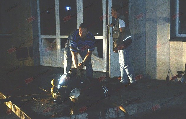 В Бердянске горит рынок - пострадал пожарный (ФОТО), фото-7