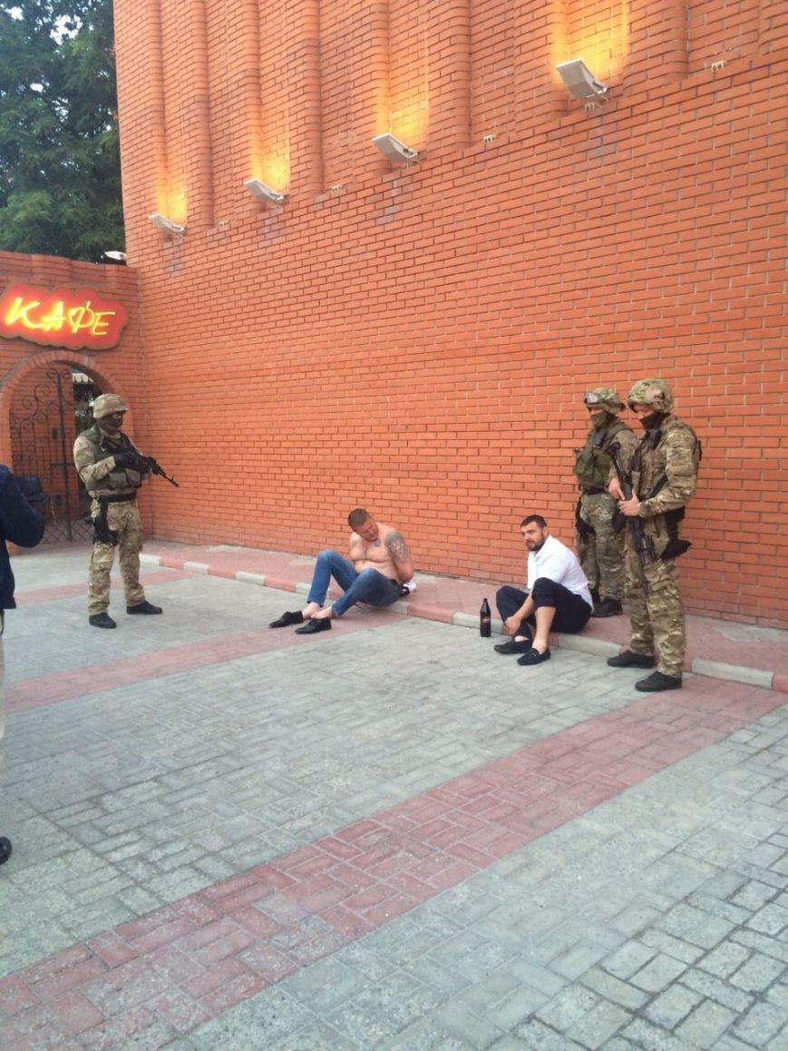 Подробности задержания банды наемных киллеров (ФОТО), фото-1