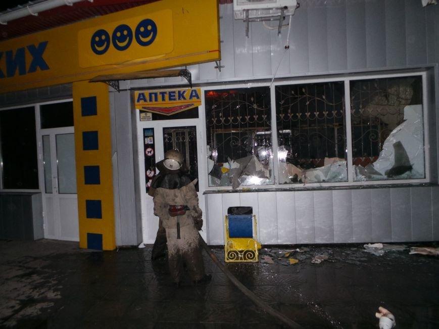 Пожар на кировском рынке в Бердянске оперативно ликвидирован, фото-3