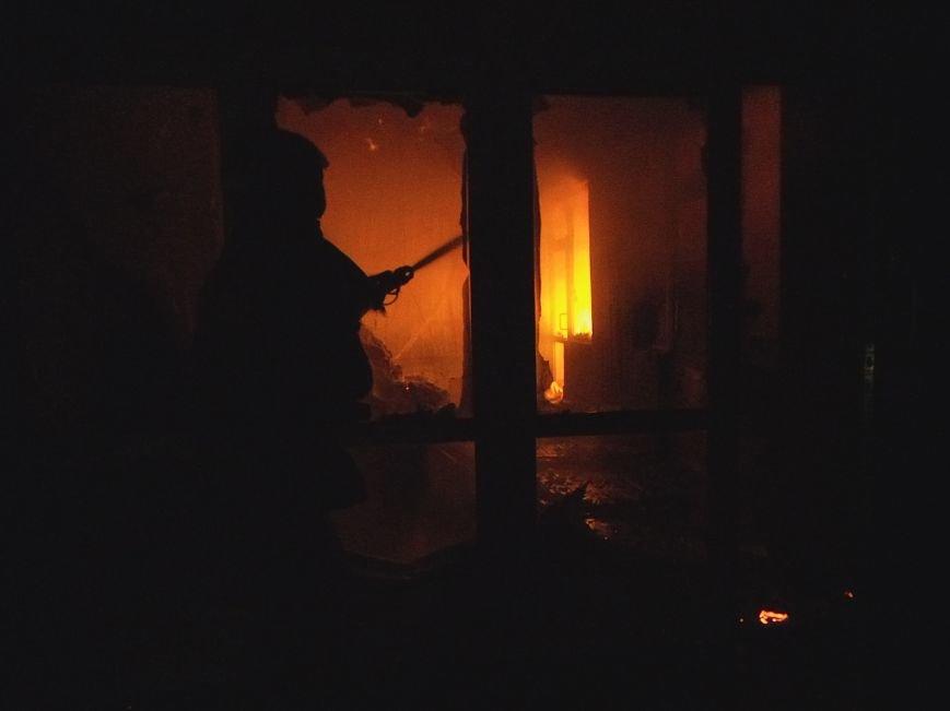 Пожар на кировском рынке в Бердянске оперативно ликвидирован, фото-7